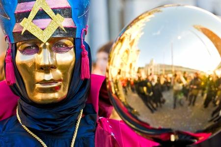 mardigras: Venice carnival mask.