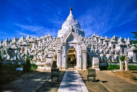 Myanmar: Sandanami paya � mandaly, au Myanmar. Banque d'images