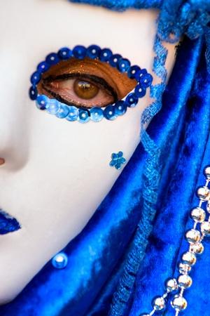 mardigras: mask in Venice, Italy.