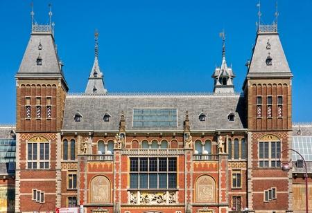 gabled: Amsterdam, Rijksmuseum.