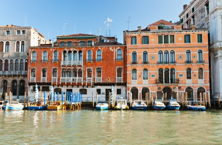 Venice, Palace on Grand Canal  photo