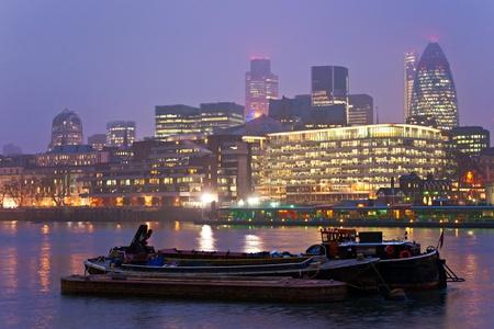 London Skyline London, UK photo