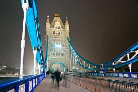 london city: Tower Bridge, London, UK