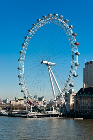 London eye, UK  Stock Photo - 17678389
