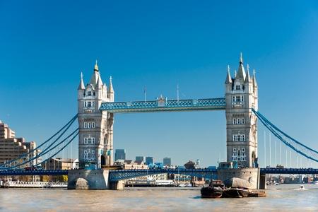 Tower Bridge, London, UK photo