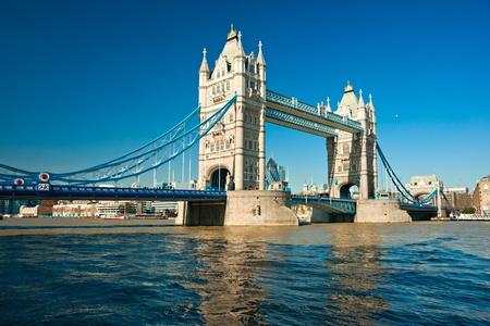 the gherkin: Tower Bridge, London, UK