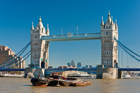 Tower Bridge, London, UK photo