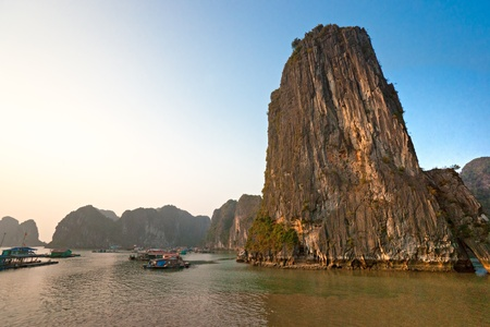 Halong Bay, Vietnam photo