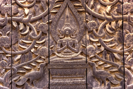 enlightment: The sacred Wat That Luang, Vientiaine,Laos.