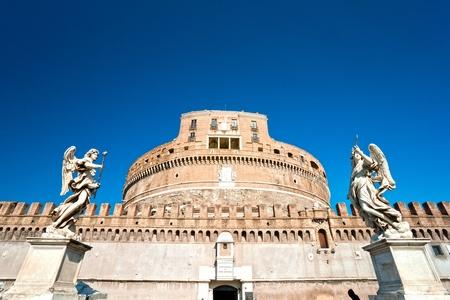 tevere: Castel Sant