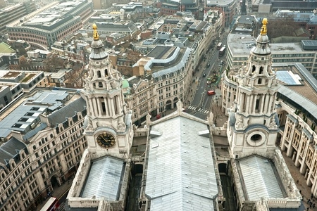 St Paul Cathedral, London, UK. photo