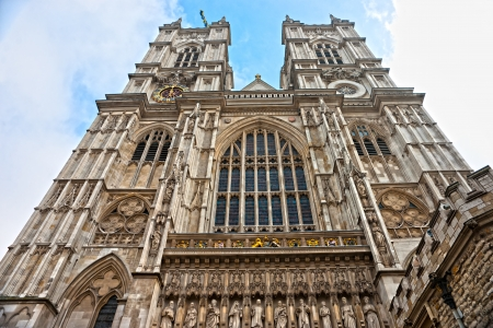 Westminster Abbey, London, Collegiate Church of St Peter at Westminster photo