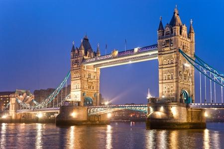 Tower Bridge, Londen, Verenigd Koninkrijk