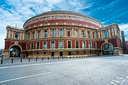 albert: The Royal Albert hall, London, UK.
