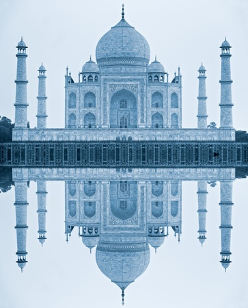 Taj Mahal, Uttar Pradesh, Agra, India. photo