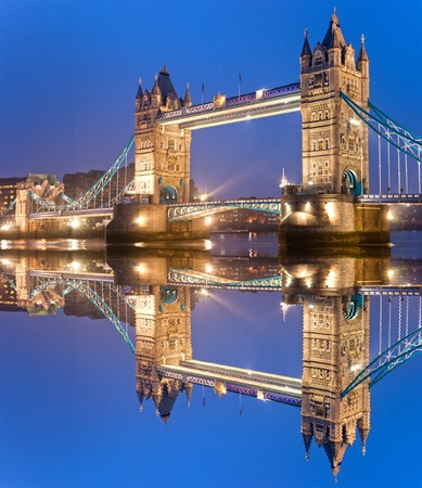 Tower Bridge, London, UK Stock Photo - 12887506