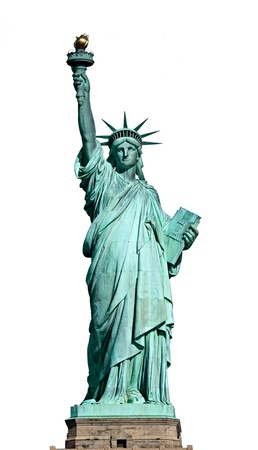 American symbol - Statue of Liberty  New York, USA