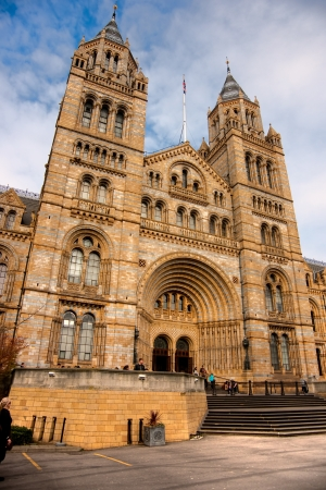 Natural History Museum, London  UK