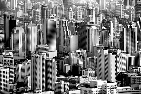 Bangkok skyline, Thailand  Stock Photo - 17670668