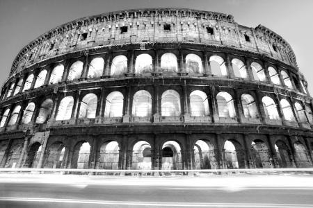 colosseum: The Majestic Coliseum Amphitheater, Rome, Italy