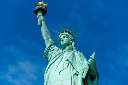 statue of liberty: American symbol - Statue of Liberty. New York, USA.  Editorial