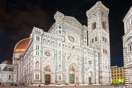heritage site: Cathedral Santa Maria del Fiore in Florence, Italy