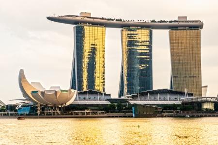 marina bay:  Marina Bay Sands , Singapore