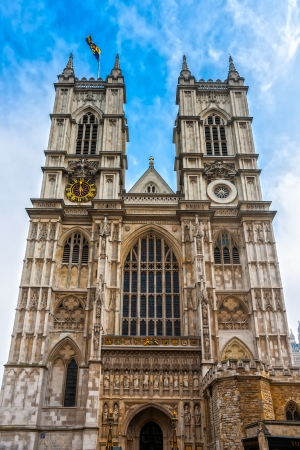 abbey: Westminster Abbey , London, UK