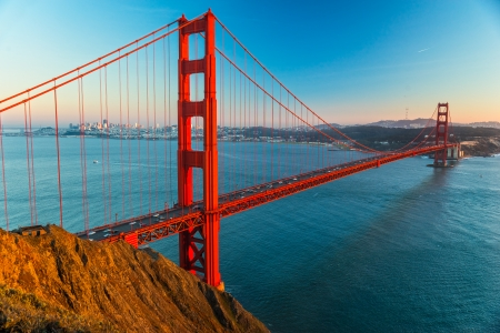 Golden Gate, San Francisco, California, USA