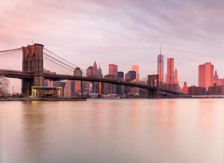 onu: Panoramic view of Manhattan, New York City. USA.