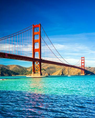 Golden Gate, San Francisco, California, USA. photo