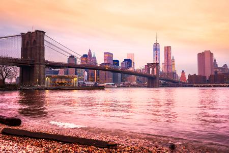 manhatten skyline: Midtown Manhattan Skyline, New York City. USA.