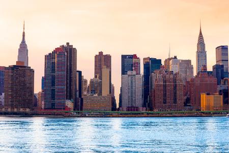 Midtown Manhattan, New York City. USA.