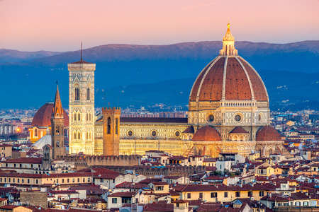 fiore: Cathedral of Santa Maria del Fiore, Florence, Italy