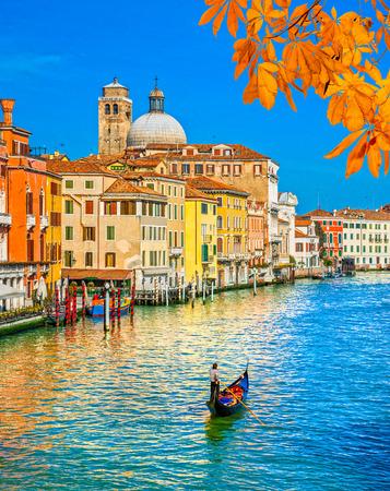 grande: Venice, Canal Grande, Italy