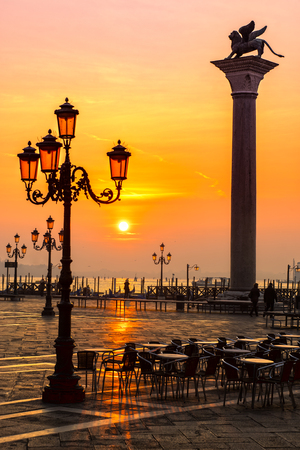 saint marco: San Marco square, Venice, Italy Stock Photo