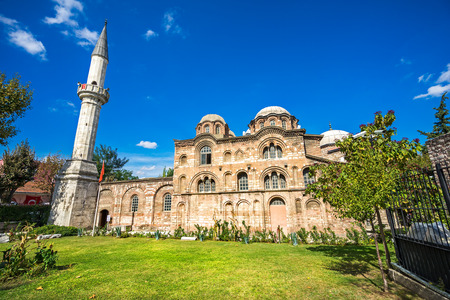 camii: The Fethiye Museum, (Fethiye Camii) Istanbul, Turkey.