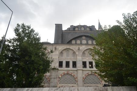 sacrosanct: istanbul mosque