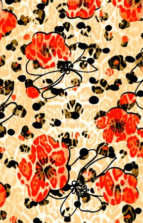 flowers backround