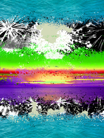 backround: colorful abstract  backround