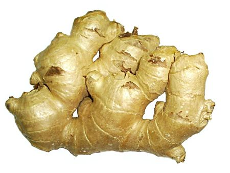 herb and spice ginger photo
