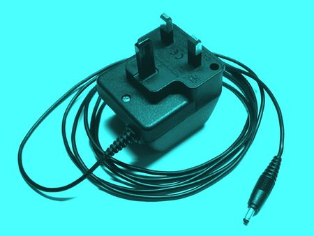 handphone charger or adapter photo
