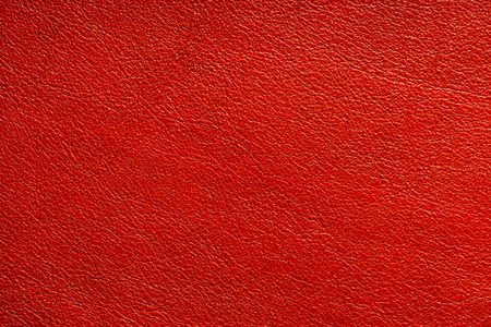 clear empty natural red rawhide leather texture