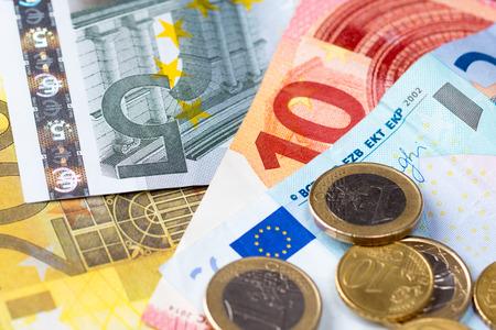 banconote euro: banconote, monete