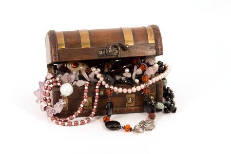 coffer: The jewellery coffer