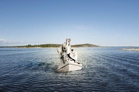 Socrates at sea