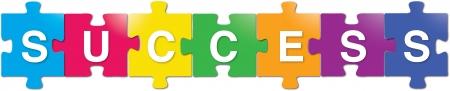 puzzle piece: �xito