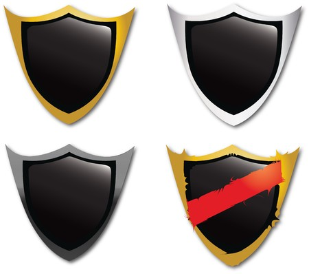 Emblems Stock Vector - 9756631