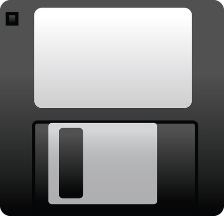 Floppy disc Stock Vector - 9755666