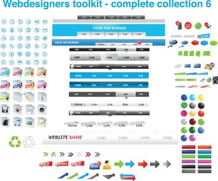 artistic designed: Web graphics
